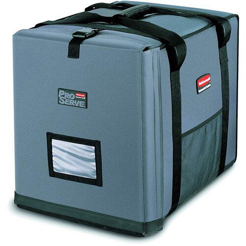 Rubbermaid Medium ProServe Lightweight Insulated End Load Carrier Grey