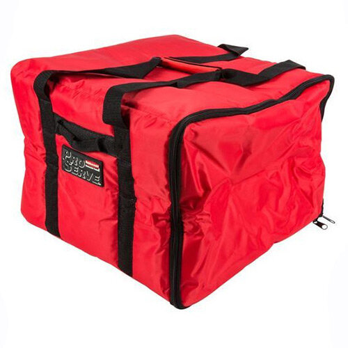 Rubbermaid Thermal Performance Small Pizza Catering Bag 70L Red