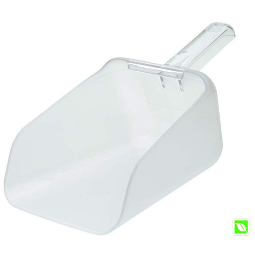 Rubbermaid 1.9L Contour Scoop Clear