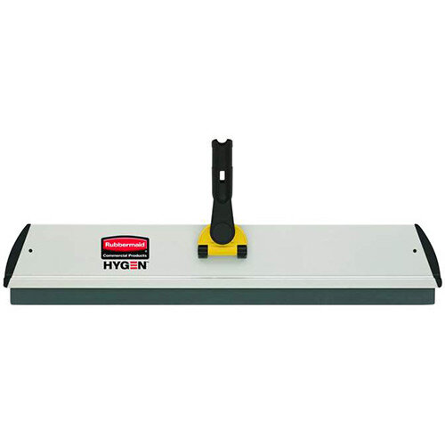 Rubbermaid Aluminium Mop Frame with Velcro and Squeegee 60cm