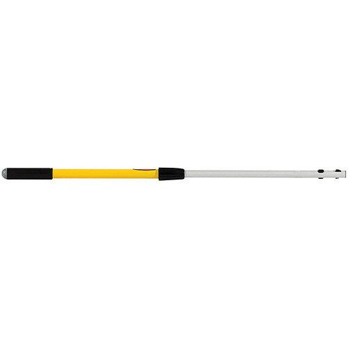 Rubbermaid HYGEN Quick Connect Short Extension Mop Handle 50.8 - 101cm Yellow