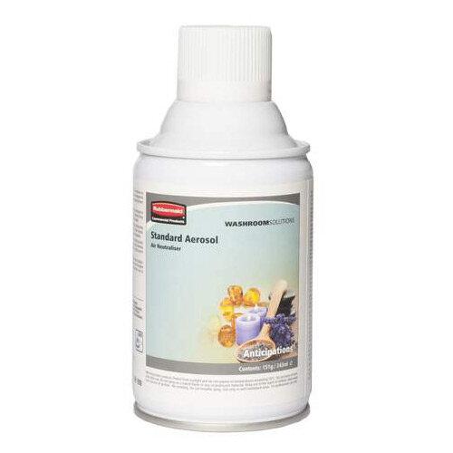 Rubbermaid Microburst 3000 243ml LED &LCD Aerosol Air Freshener Dispenser Refill Anticipation 243ml