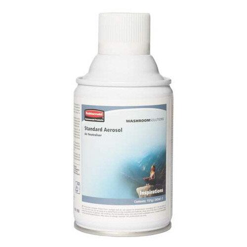 Rubbermaid Microburst 3000 243ml LED &LCD Aerosol Air Freshener Dispenser Refill Inspirations 243ml