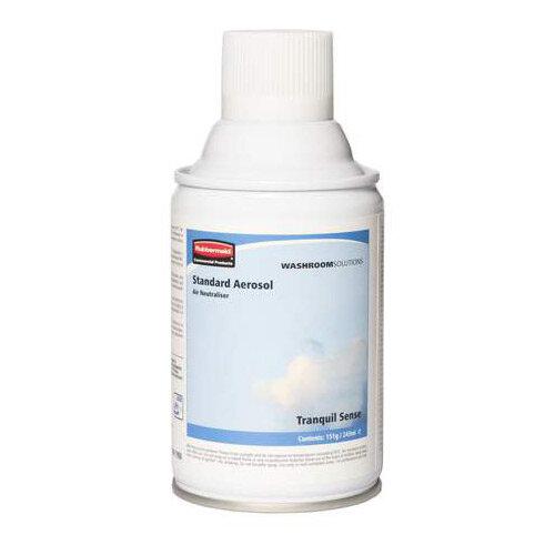 Rubbermaid Microburst 3000 243ml LED &LCD Aerosol Air Freshener Dispenser Refill Tranquil Sense 243ml