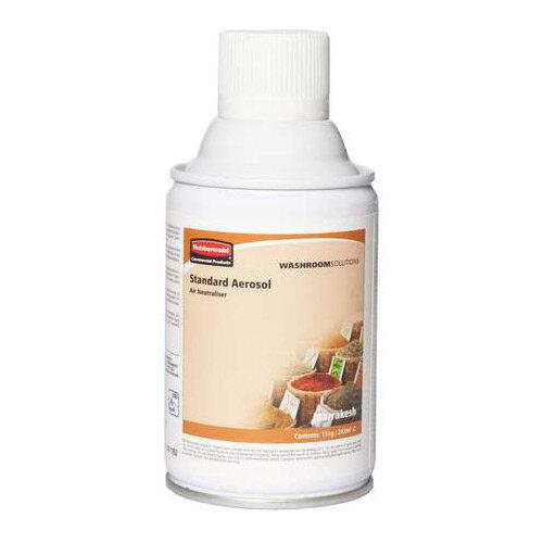 Rubbermaid Microburst 3000 243ml LED &LCD Aerosol Air Freshener Dispenser Refill Marrakesh 243ml
