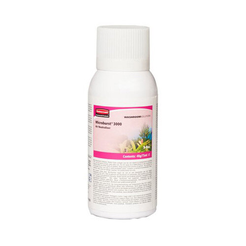 Rubbermaid Microburst 3000 75ml LCD &LumeCell Aerosol  Air Freshener Dispenser Refill X-Bac 75ml
