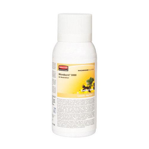 Rubbermaid Microburst 3000 75ml LCD &LumeCell Aerosol  Air Freshener Dispenser Refill Radiant Sense 75ml