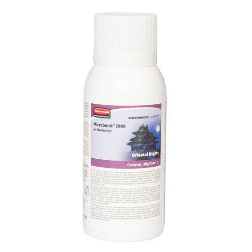 Rubbermaid Microburst 3000 75ml LCD &LumeCell Aerosol  Air Freshener Dispenser Refill Oriental Nights 75ml