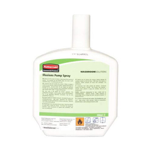 Rubbermaid Illusions Refill For Pump Spray Airfreshener Dispensers 300ml