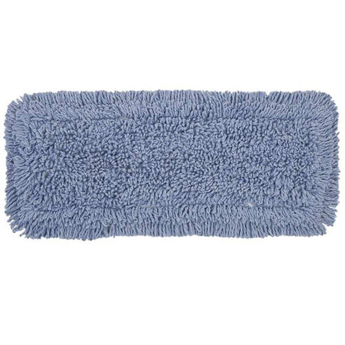 Rubbermaid Anti-Microbial Sani Mop Head 41 x 14cm Blue
