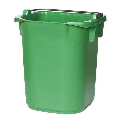 Rubbermaid 5L Bucket with Graduation Green