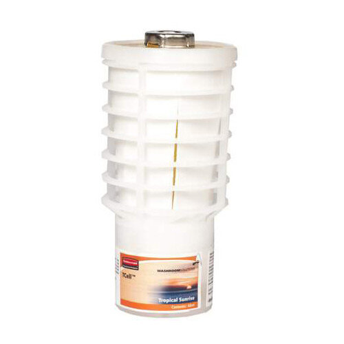 Rubbermaid Tcell Air Freshener Dispenser Refill Tropical Sunrise 48ml
