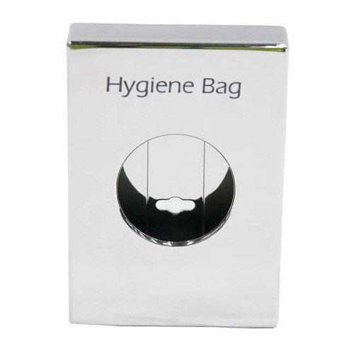 Rubbermaid Chrome Sanitary Bag Dispenser