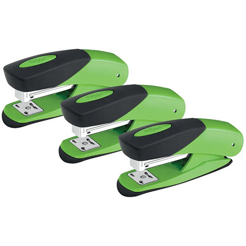 Rexel Choices Matador Stapler Green 3 For The Price of 2 RX810208