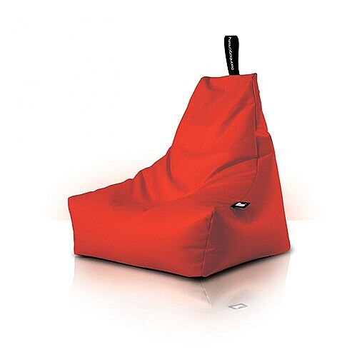 Mighty Bean Bag Chair Red