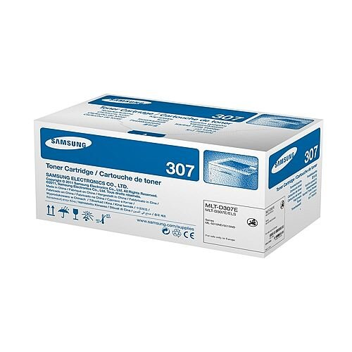 Samsung ML-5010ND/ML-5015ND Toner Cartridge Extra High Yield Black MLT-D307E/ELS