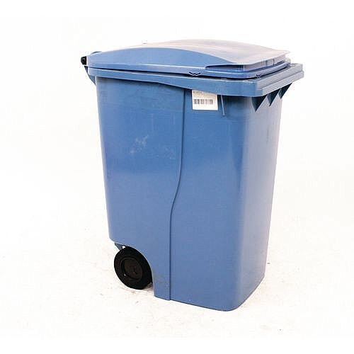 Wheelie Bin 360 Litre 2-Wheel Blue 331217 124528