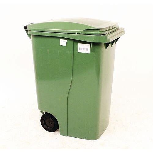 Wheelie Bin 360 Litre 2-Wheel Green