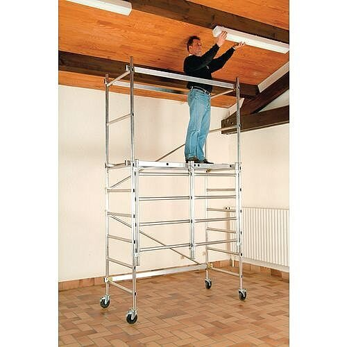Speedy Work Platform Heights 2.95 Aluminium 780mm x 1178mm 373689
