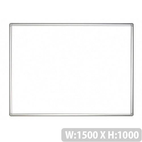 Franken PRO Plus Magnetic Whiteboard/Projection Board 1500x1000mm White SC8809