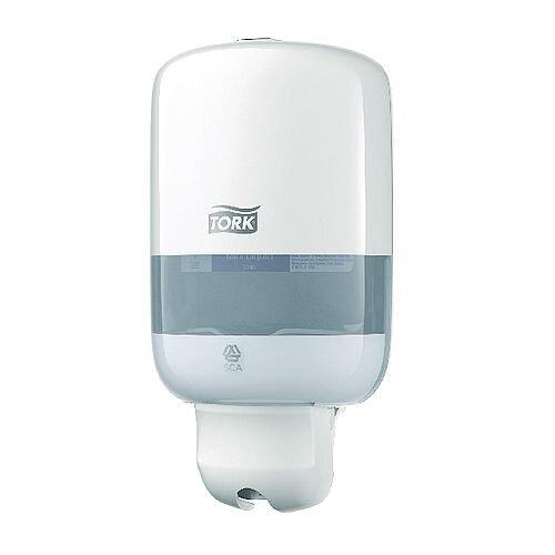 Tork Mini S2 White Liquid Soap Dispenser 561000