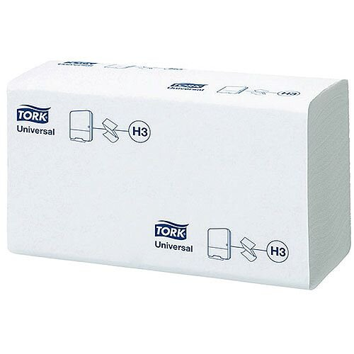 Tork Hygiene Classic Premium Paper Hand Towels 300 Towels Per Sleeve 15 Sleeves (4500 Sheets) 290158