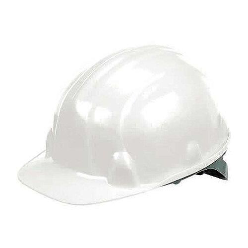 White Safety Hard Hat