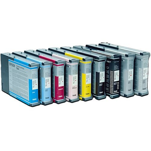 Epson T6055 Light Cyan Ink Cartridge