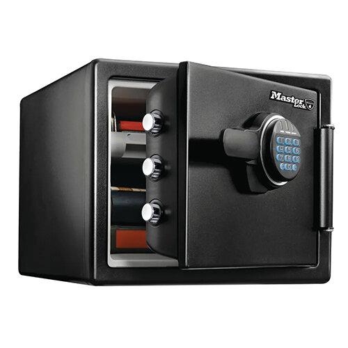 Master Lock Fire-Safe Water Resistant Safe 22 Litre LFW082FTC