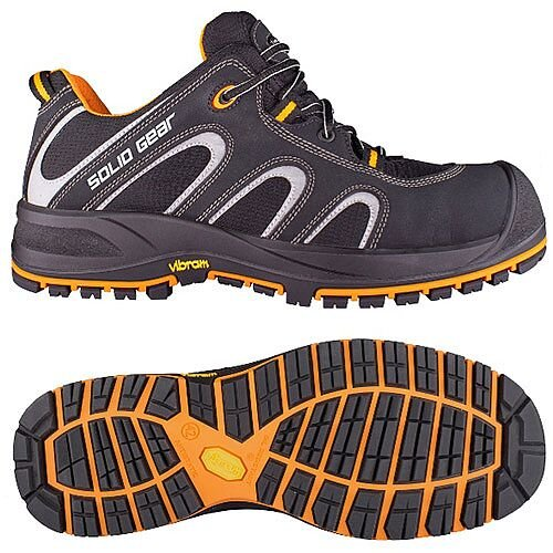 Solid Gear Griffin S3 Size 39/Size 5.5 Safety Shoes