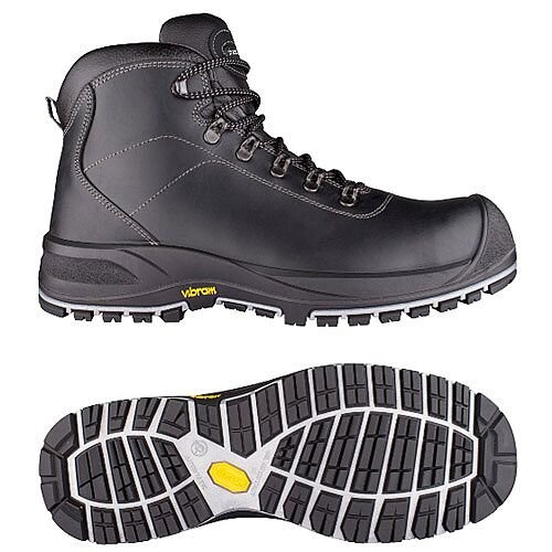 Snickers SG7400245 Apollo S3 Safety Boot Black 45