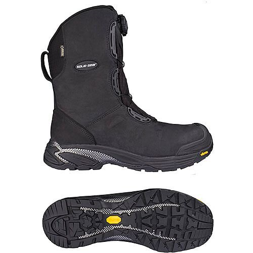 b6ff7042f0f98 Solid Gear Polar GTX Shoe Size 48/Size 13 Safety Boots
