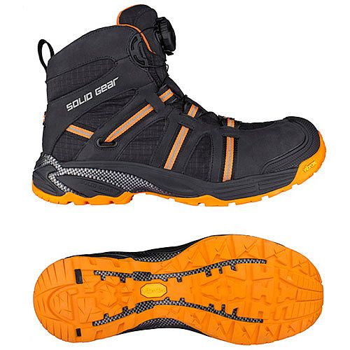 Solid Gear PHOENIX GTX S3 Size 44/Size 10 Safety Boots