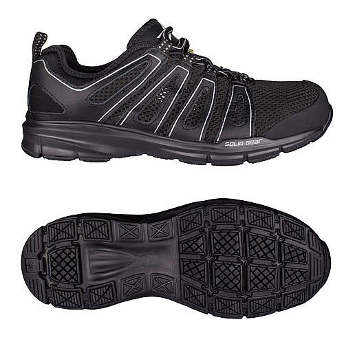 Solid Gear HELIUM 2.0 S1P Safety Shoes Size 35 / Size 2