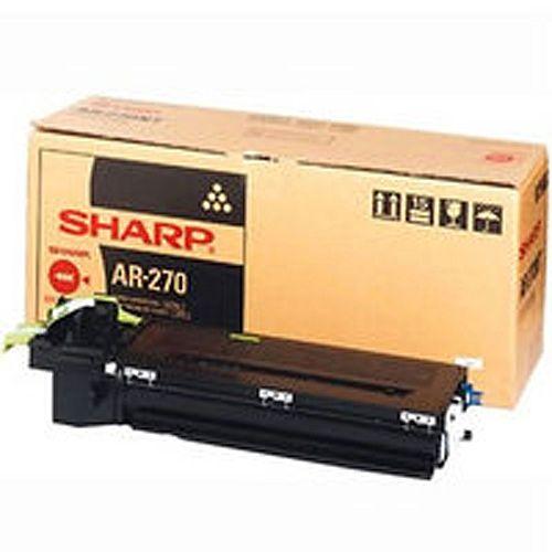 Sharp AR270 Copier Toner Black AR-270LT