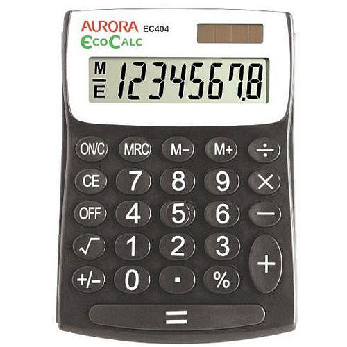 Sharp EL-124AT Desktop Calculator Black