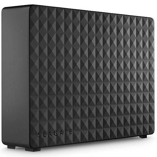 "Seagate 3TB Seagate Expansion Desktop Hard Drive 3,5"" - USB 3.0 - Black"