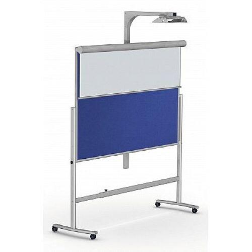 Franken Mobile Stand for PRO Boards 145-205cm Width STM820