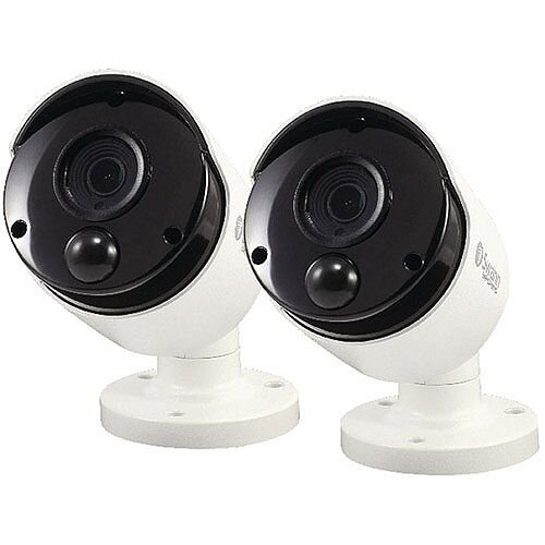Swann Bullet Thermal CCTV Cameras PK2 SWPRO-3MPMSBPK2-UK Pack of 2