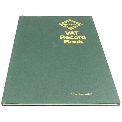 Simplex VAT Records Book