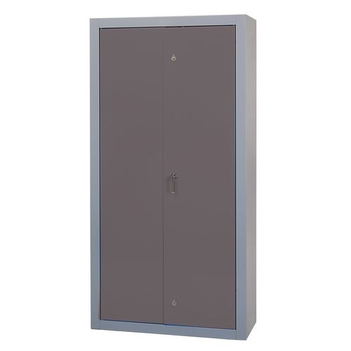 Cupboard Office High Security Hxwxd 2000X1000X500 D.Grey