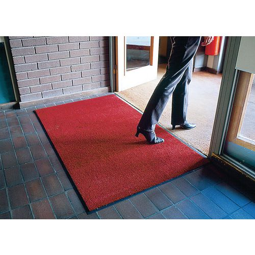 Matting Economy Entrance 900x1500 mm Red