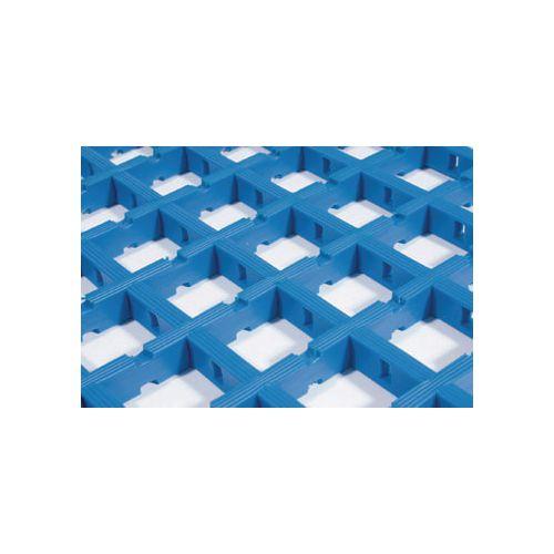 Matting Light Duty Blue Roll W:0.9MxL:10M