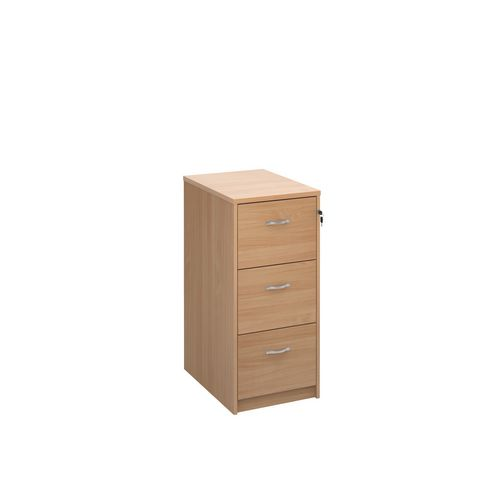 Filing Cabinet 3 Drawer Beech Classic Furniture
