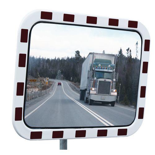 Mirror Rectangular Acrylic 40x60Cm