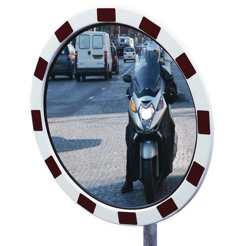 Mirror Circular Acrylic 62Cm Dia