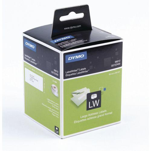 Labels Large Address For Lwriter 60 (99012)