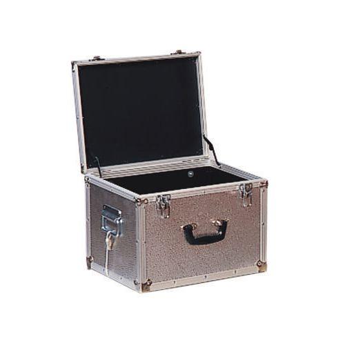 Case Transit Aluminium &Plywood Foam Lined-525x375x175mm