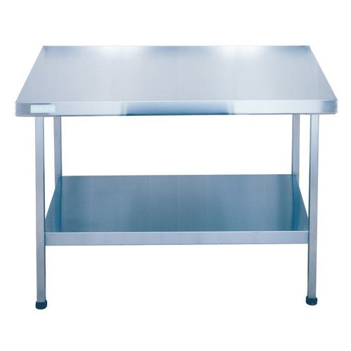 Stainless Steel Preparation Table  Centre Table 650 X 1200mm
