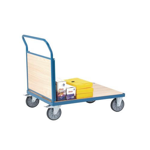 Platform Truck Snag Free With One End 1200x800mm